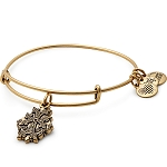 Armenian Cross Charm Bangle Rafaelian Gold