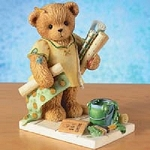 Cherished Teddies Laurel Artist 111304