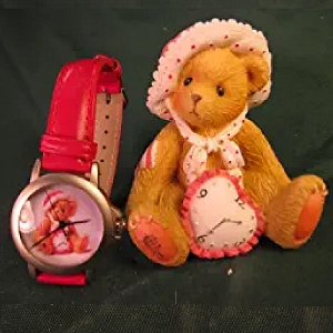 I Love You Watch and Figuire 738638
