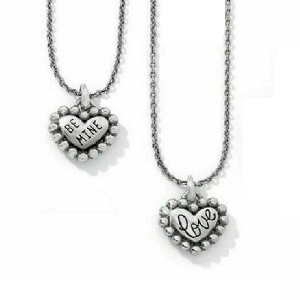 Be My Love Petite Heart Necklace D30125