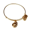 Decorative Hat Bangle Rafaelian Gold