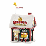 Department 56 Snoopy's Cookie Jar 4053567