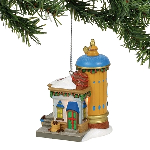 Nutmeg Cottage Ornament 6002253