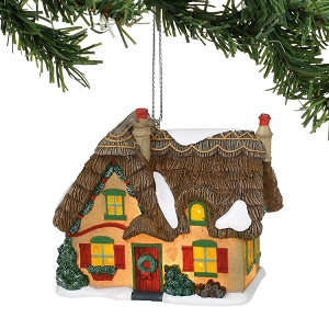 Brookshire Cottage Ornament 6002256