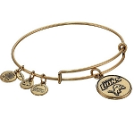 Detroit Lions Logo Charm Bangle Rafaelian Gold