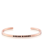 Dream Bigger Rose Gold