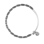 Tigris Expandable Wire Bangle Rafaelian Silver