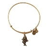 Koi Fish Bangle Rafaelian Gold