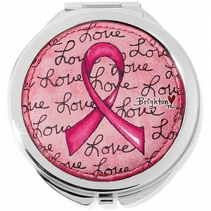 Power Of Pink Compact Mirror E51017