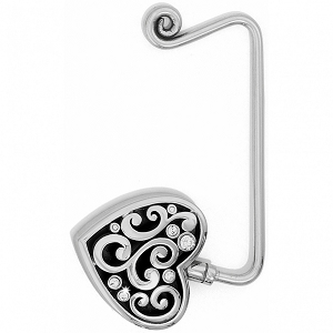 Contempo Heart Handbag Hook E93790