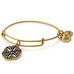 Endless Knot Charm Bangle Rafaelian Gold