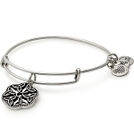 Endless Knot Charm Bangle Rafaelian Silver