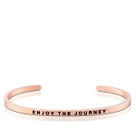 Enjoy the Journey Rose Gold