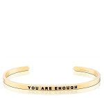 You Are Enough Gold