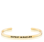 Expect Miracles Gold