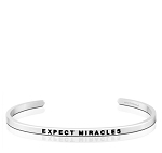 Expect Miracles Silver