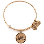 Seattle Seahawks Logo Charm Bangle Rafaelian Gold