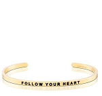 Follow Your Heart Gold