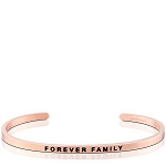 Forever Family Rose Gold