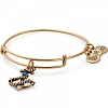 Anchor Bangle Rafaelian Gold