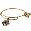 Godspeed Charm Bangle Rafaelian Gold