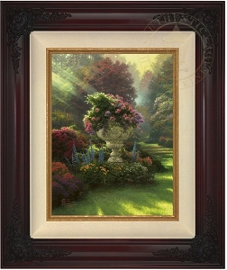 Garden of Hope 18 x 24 Canvas Framed