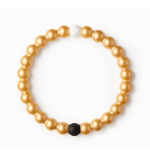 Lokai Metallic Gold Large