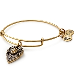 Guardian Angel Charm Bangle Rafaelian Gold