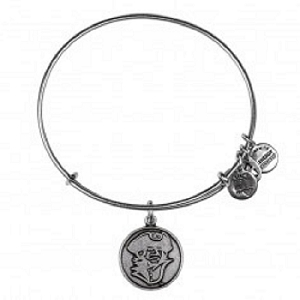George Washington University Mascot Bangle Rafaelian Silver