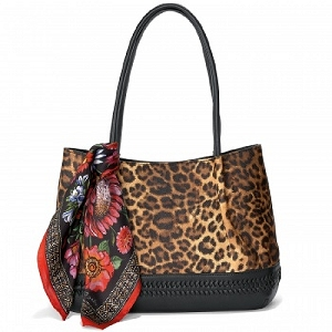 Ayanna Scarf Tote H36493