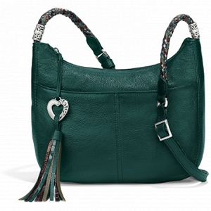Baby Barbados Cross Body Hobo Jewel H4292E