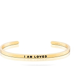 I Am Loved Gold