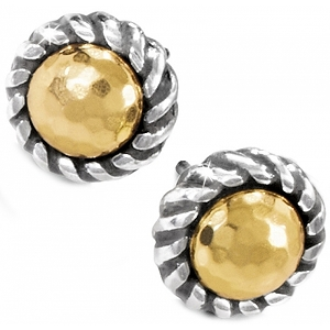Gold Magic Mini Post Earrings J20911
