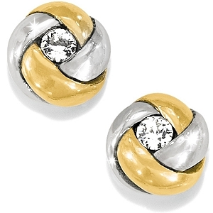 Love Me Knot Mini Post Earrings J21533