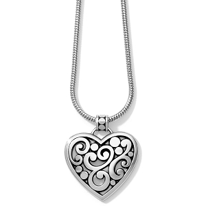 Contempo Heart Necklace J49520