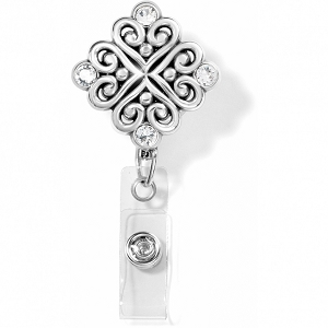 Alcazar Clip-On Badge Clip J50651