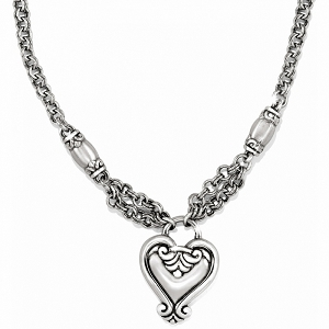 Brighton Blaire Heart Necklace J5740