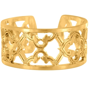 Christo Toledo Narrow Ring Gold J62515