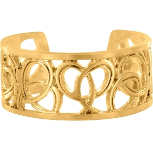 Christo Vienna Narrow Ring Gold J62525