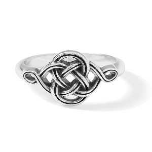 Interlok Knot Ring Size 7 J62850-7