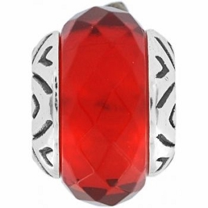 Transparency Bead Red J9596E