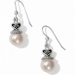 Alcazar Pearl Drop French Wire Earrings JA2300