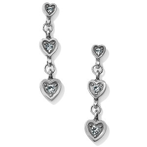 Meridian Love Notes Post Drop Earrings JA4611