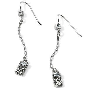 Baroness Petite Drop French Wire Earring JA5121