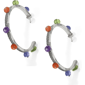 Play Of Light Hoop Earrings JA5153