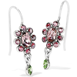 Trust Your Journey Garden French Wire Earrings JA6803