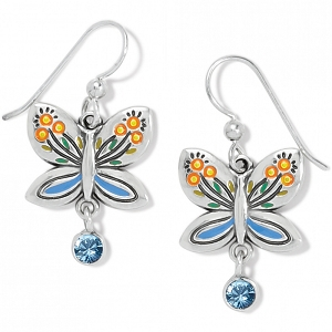 Garden Wings French Wire Earrings JA7473