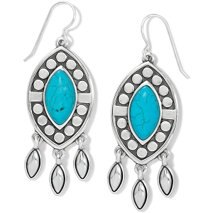 Pebble Dot Dream French Wire Earrings JA7493