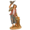 Fontanini Jabin the Falcon Trainer Nativity Village 54063