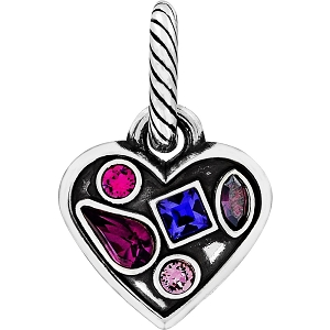 Colorful Heart Purple JC0754